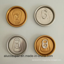 Beverage Can with 202 Sot Rpt Eoe Aluminum Lids