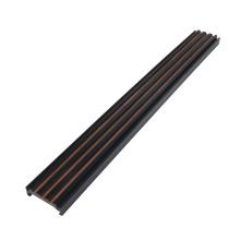 custom 4 wire rail track conductive strip