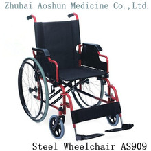 Silla de ruedas de acero As909 Silla multifuncional