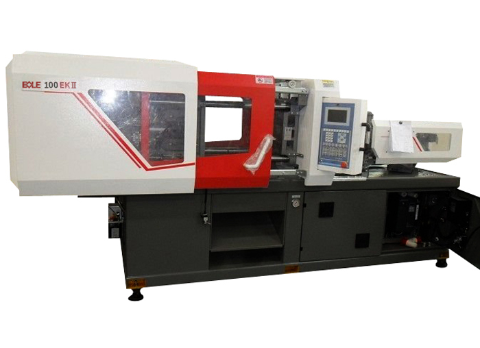 100 ton Bole injection mold machines