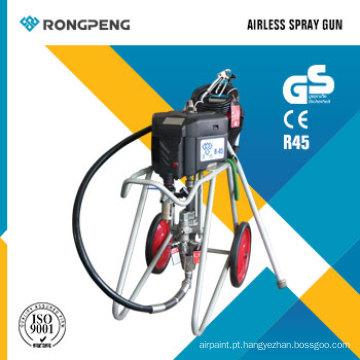 Bomba de pistão airless de alta pressão Rongpeng R45