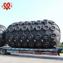 Autenticación estándar de calidad ISO 9001 de alta calidad y el mejor precio Defensa de tipo Yokohama / guardabarros neumático de muelle marino