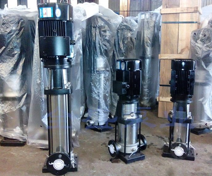 QDLF vertical stainless steel multistage pump stainless steel vertical centrifugal pump 4