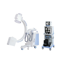 Perlong Medical Equipment High Frequency Mobile C-Arm X-ray System