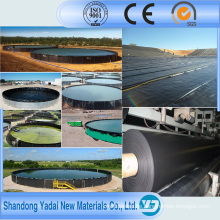 HDPE Geomembran / LDPE Geomembran / Teich Liner