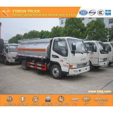 JAC 4X2 7000L gasoline carrying vehicle