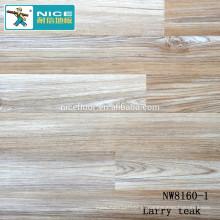 NWseries sombreamento piso de madeira HDF material revestimento