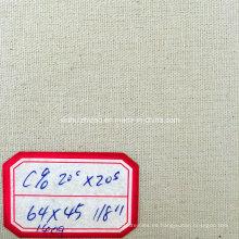 "C % 20s * 20s 64 * 45 118"" tela gris tela de algodón"