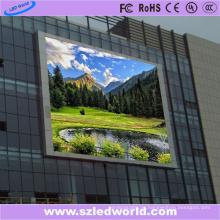 Shop-Mall SMD3535 farbenreiche LED-Anzeigen-Panel-P8 im Freien