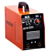 Máquina de soldadura del inversor con el CE (MMA-160II / 180II / 200II)