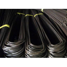Soft Black Annealed U Tie Wire