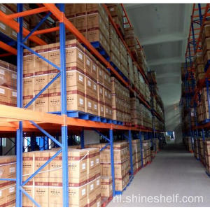 Heavy Duty Warehouse Pallet Racking te koop
