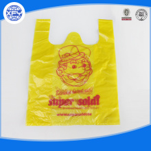 Promotional T shirt Plastic Bags For Shopping