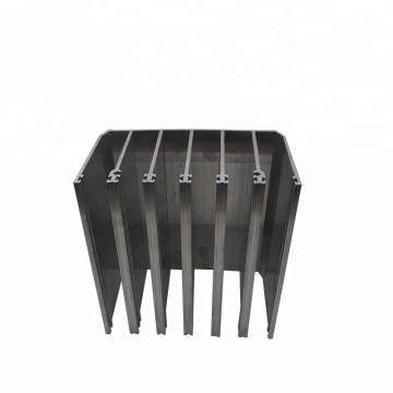disipador de calor de aluminio perfil de aluminio