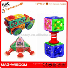 The Funny Children Plastic Magnetic Toy