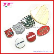 Heißer Verkaufs-kundenspezifischer Metallname-Pin-Abzeichen