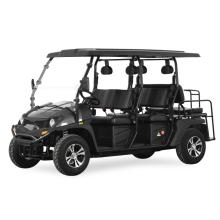 4 Seat 7.5KW Electric UTV Carbon Fiber