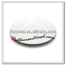 Y320 High Quality Diameter 182mm PC Round Serving Dish