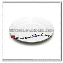 Y320 высокое качество Диаметр 182мм круглый ПК сервировочное блюдо