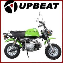 Upbeat Motorcycle Monkey Bike Green Color