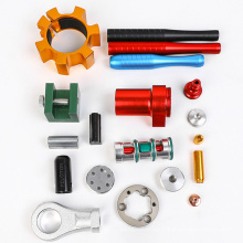 Professional Custom CNC Machining Aluminum Parts Anodizing Color CNC Milling&Turning Parts Aluminium CNC Milling Machining Parts