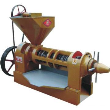 Presse à huile à vis à commande manuelle 10tons par jour Yzyx140