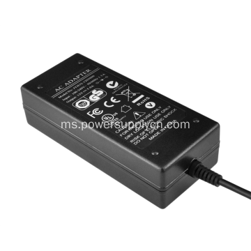 Kualiti Baik Single Output 19V2.5A Power Adapter