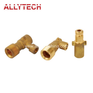 Brass Machined Pipe Fittings