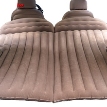 Top Waterproof Flocking Air Cushion High Inflatable Anti-stab Air Bed with Built-in Electric Pump and Heightening Pillow