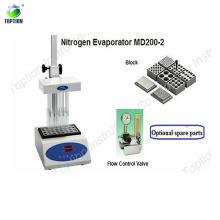 Evaporador de nitrogênio com banho de água WD-12