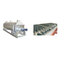 Horizontal Type Hollow Blade Drier Machine