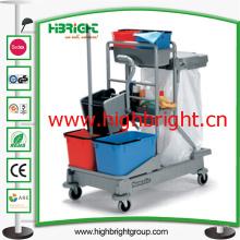 Hotel Wringer con Basket Trolley Carts