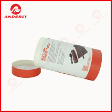 Roll Up Power Tube Customized Electronic Product Packaging