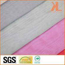 Polyester Largeur large largeur Intégralement Fire Retardant Fireproof Voile