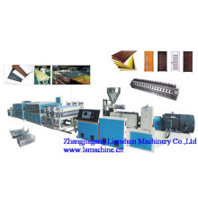 CE/SGS/ISO9001 WPC Production Line