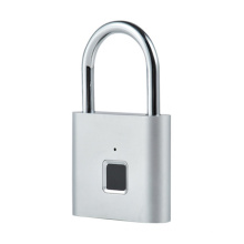 Cadenas de verrouillage intelligent étanche sans clé électronique à empreinte digitale