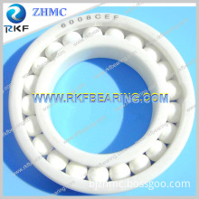 High Temperature Full Complement Full Ceramic Deep Groove Ball Bearing 6008cef