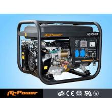 6kVA ITC-POWER gerador de gasolina portátil, gerador de gasolina