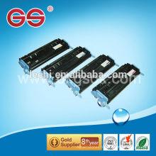 Q6000 Cartouche de toner laser ré-fabriquée Q6000 pour imprimante HP Color LaserJet 1600/2600