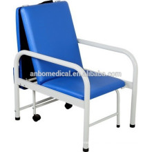 new patient room white power coating accomany chair