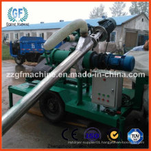Cow Dung Dewatering Fertilizer Equipment