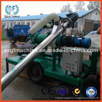 Cow Dung Dewatering Fertilizer Equipment