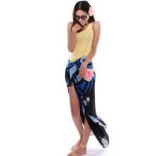 Fashion Soft Polyester Chiffon Lady Sarong