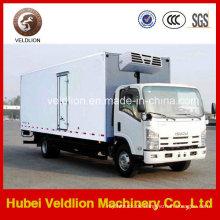 Isuzu Euro4 Van Truck mit 190 PS