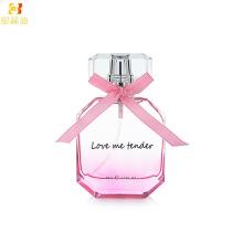 Perfume de mujer con perfume agradable de fragancia