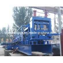 Hydraulic Motor Auto Change Size Z Forming Machine