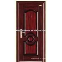 Personalizados porta de aço forte segurança modelo Popular KKD-310