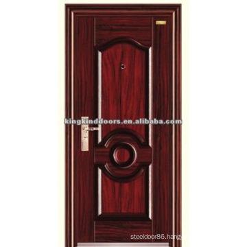 Customized strong security steel door KKD-310 Popular Model