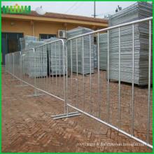 Construction galvanisée barrière de garde-robe de sécurité à vendre