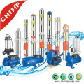 4 inch powerful submersible irrigation deep well water pump impeller type